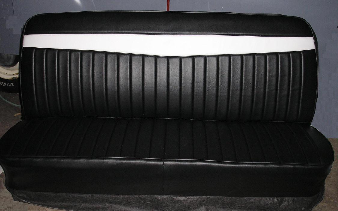 67 72 Chevy Truck Bench Seat Cover Velcromag