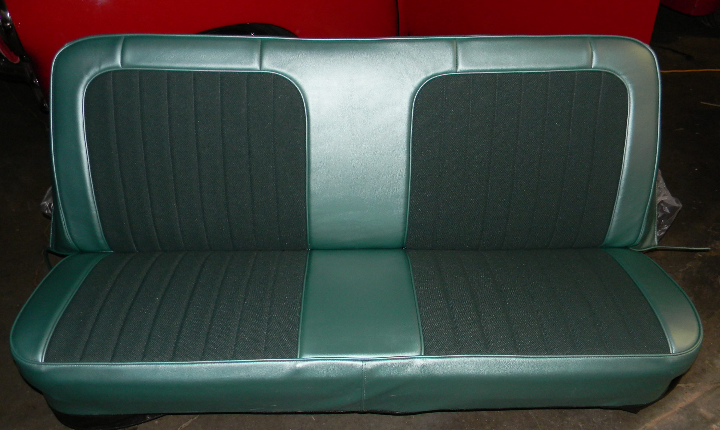 1972 Chevy Truck Houndstooth Seat Covers