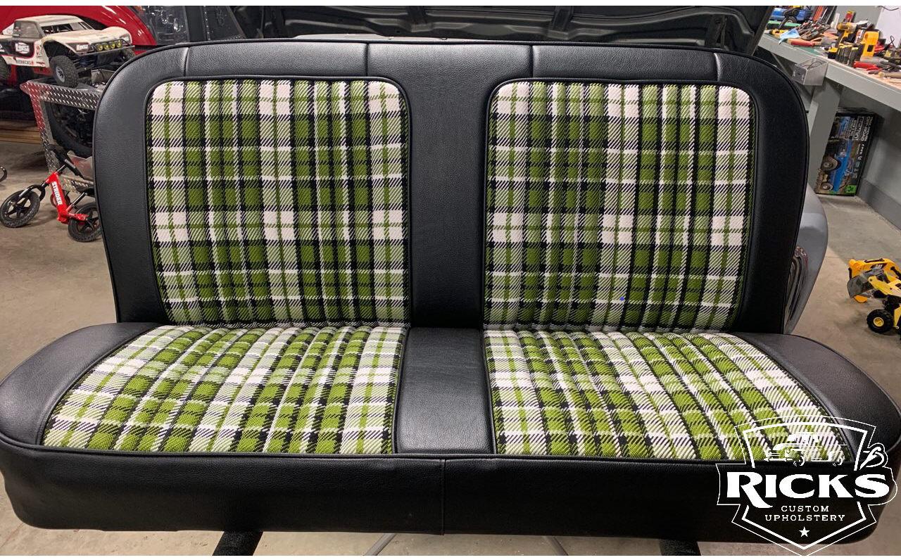K5 Blazer Bucket Seat Covers Rick S Custom Upholstery
