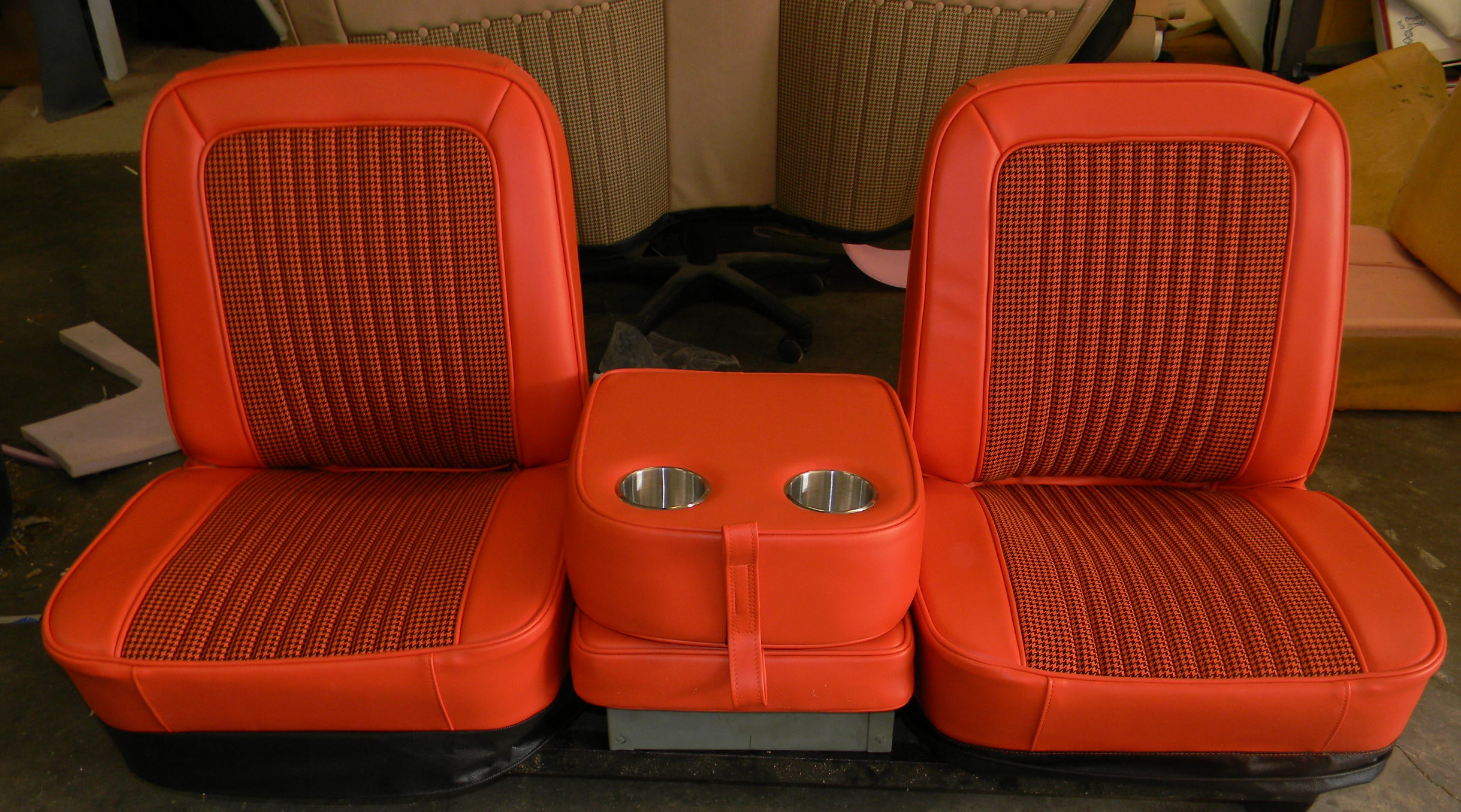in addition Chevrolet Ss  plete Rebuild Custom Interior   Exterior Documented likewise  also Orangehtbb likewise Clt O Chevy C Seats. on custom c10 chevy truck seats